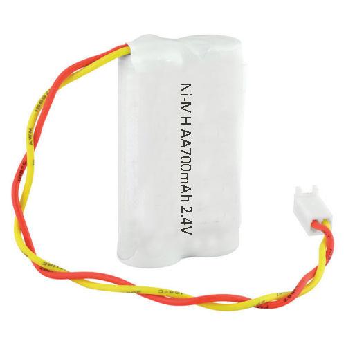 NiCD AA 700mAh 2.4V Dect phone