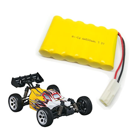 NICD RC toy batery pack